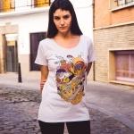 amamos lo que odia el patriarcado pnitas ilustracion camiseta feminista comprar regalo dibujo mujer 1